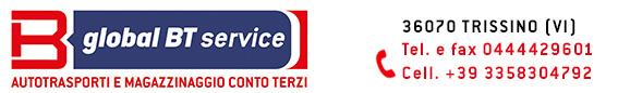 GlobalBTService - Nicola Bauce Autotrasporti Trissino